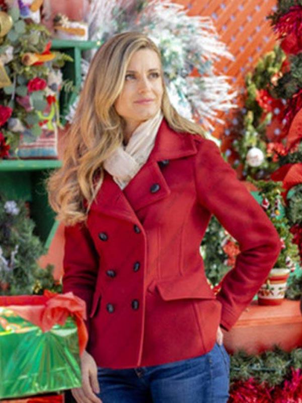 Christmas in Love Brooke D'Orsay Coat