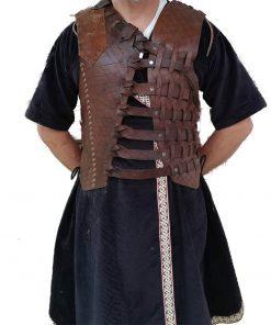 Dirilis Ertugrul Ghazi Ottoman Armor Leather Vest