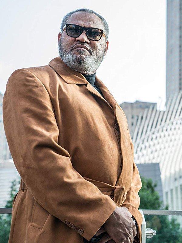 John Wick 3 Bowery King Brown Coat