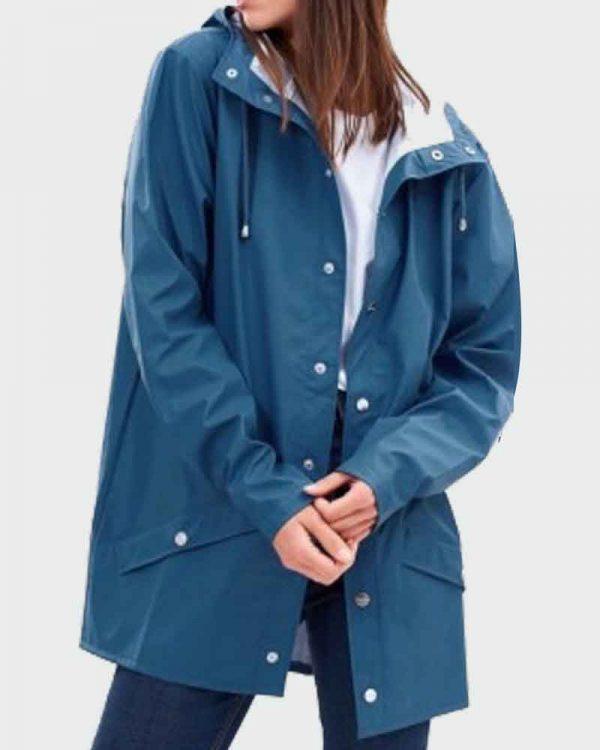 Killing Eve Polastri Blue Jacket
