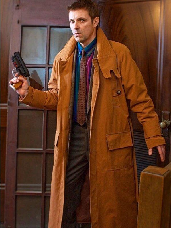 Rick Deckard Blade Runner Brown Coat