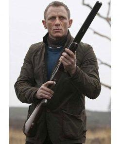 Skyfall James Bond Beacon Sports Jacket