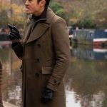The Gentlemen Dry Eye Brown Coat