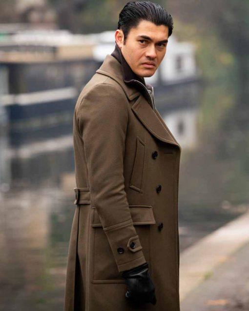 The Gentlemen Dry Eye Coat