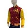 The Society Jason Letterman Varsity Jacket
