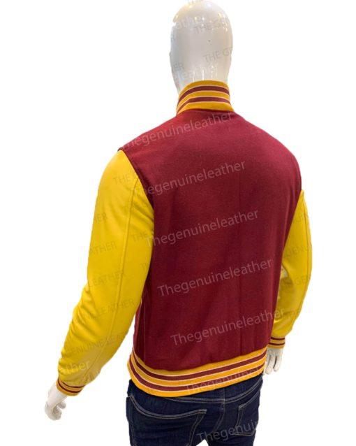 The Society Letterman Varsity Jacket