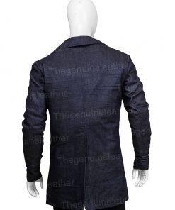 Killing Eve Konstantin Blue Denim Coat