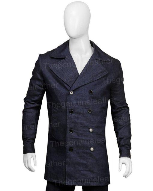 Killing Eve Konstantin Denim Coat