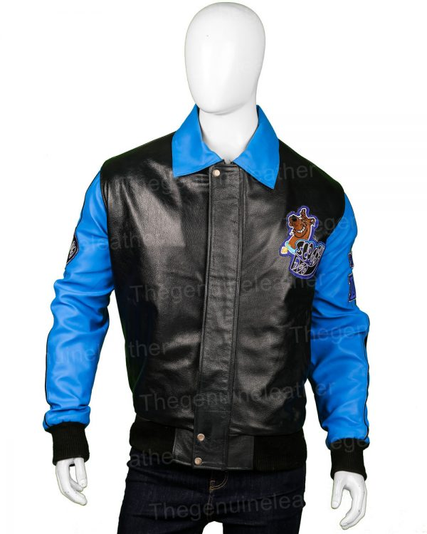 Scooby Doo Blue Jacket
