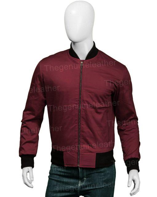 The Flash Bomber Jacket