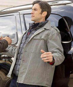 Yellowstone-Jamie-Dutton-Grey-Cotton-Jacket