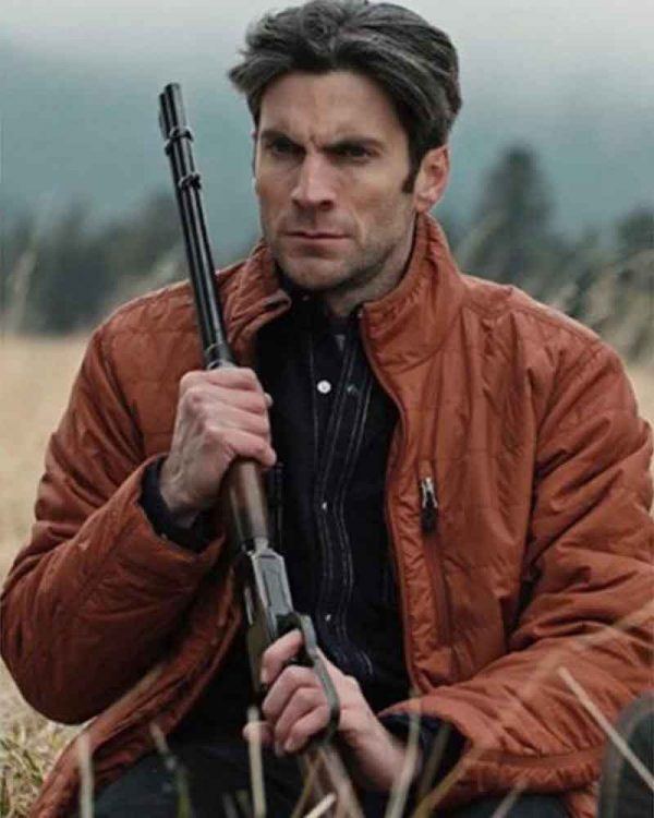Yellowstone Jamie Dutton Jacket