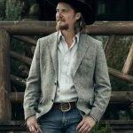 Yellowstone S03 Kayce Dutton Grey Blazer