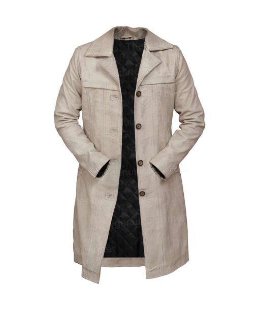 Beth Dutton Leather Coat