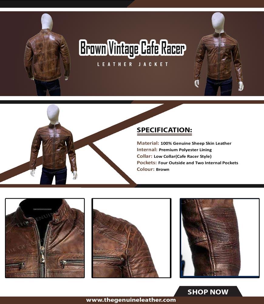 Brown-Vintage-Cafe-Racer-Leather-Jacket