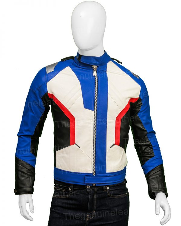 Men Overwatch Soldier 76 Jacket
