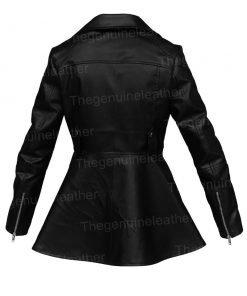 The Umbrella Academy Allison Hargreeves Black Jacket