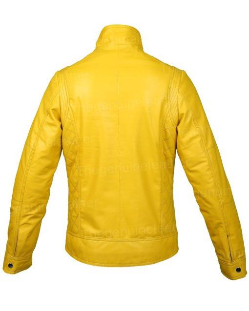 Womens Yellow Jacket