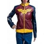 Wonder Woman Princess Diana Jacket