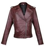 13 Reason Why Alisha Boe Leather Jacket