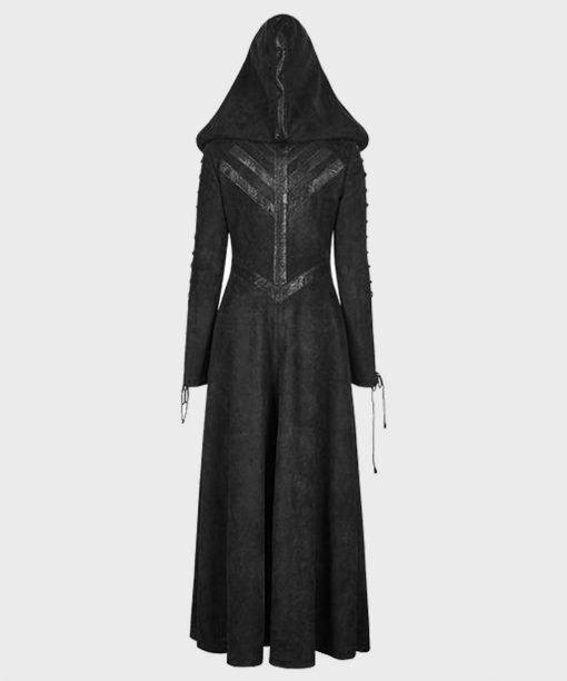 Dark Angel Gothic Trench Coat