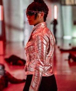 Dr. Light The Flash S06 eather Jacket
