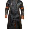Gamora Guardians Of The Galaxy Long Coat