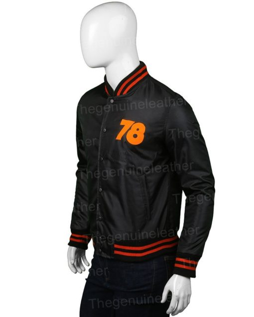 Halloween 78 Black Jacket