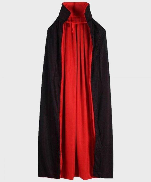 Halloween Vampire Black Cloak