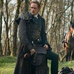 Jamie Fraser Outlander S05 Trench Coat