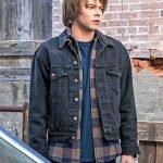 Jonathan Byers Stranger Things Denim Jacket