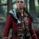Outlander S04 Kaheroton Long Coat