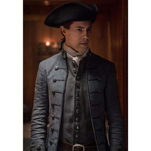 Outlander S04 Lord John Long Coat