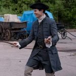 Outlander S04 Lord John Grey Long Coat