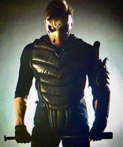 Stargirl Sportsmaster Black Leather Vest