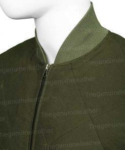 The Flash Green Bomber Jacket