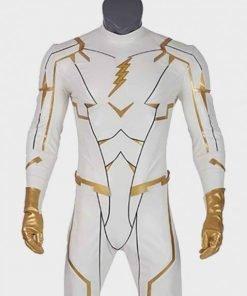 The Flash S05 Godspeed Leather Jacket