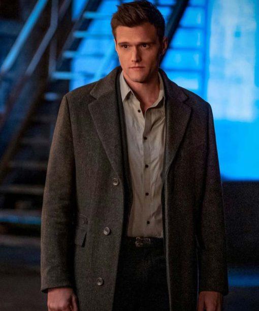 The Flash S06 Ralph Dibny Coat