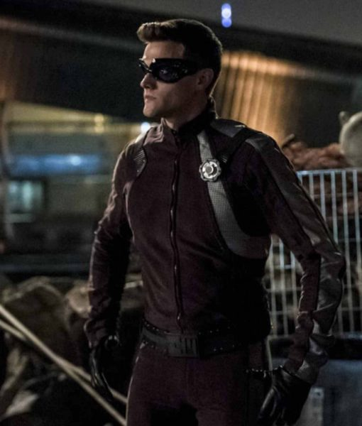 The Flash SO4 Elongated Man Jacket