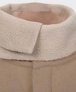 The Mandalorian Baby Yoda Brown Coat