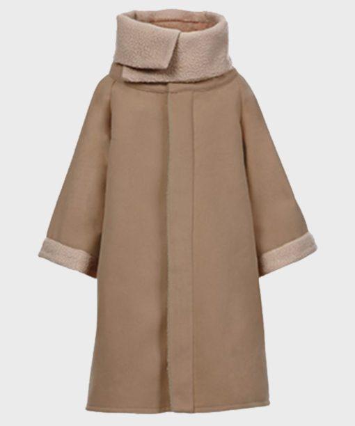The Mandalorian Baby Yoda Trench Coat