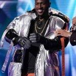 The Masked Singer Antonio Brown Hooded Jacket