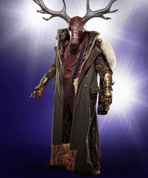 The Masked Singer Deer Coat