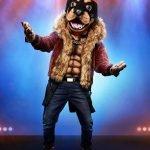 The Masked Singer S02 Rottweiler Jacket