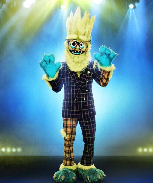 The Masked Singer S02 Thingamajig Coat