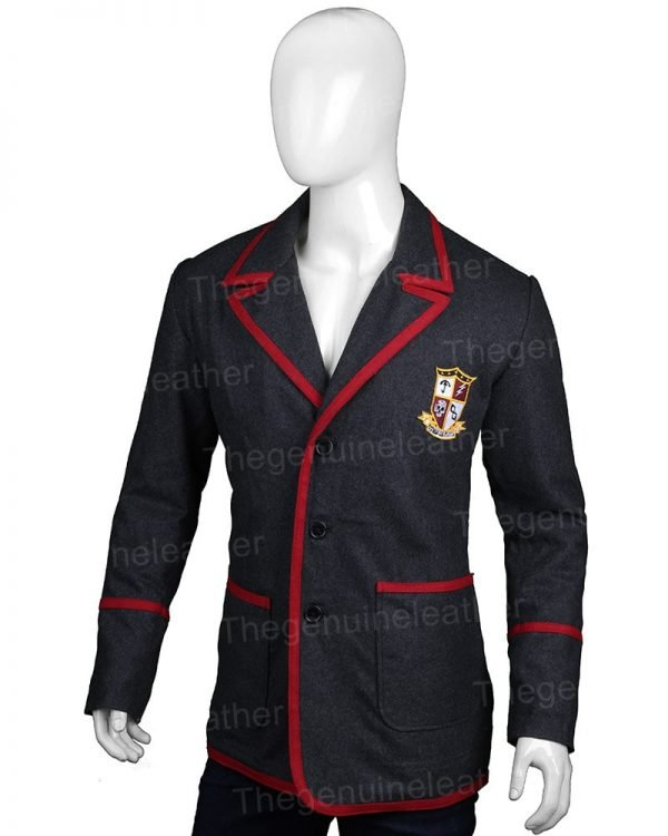 The Umbrella Academy Grey Uniform Blazer