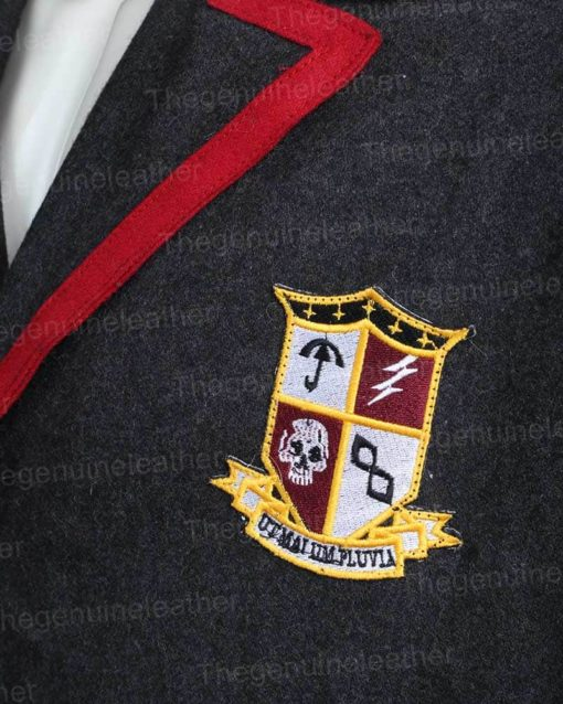 The Umbrella Academy Grey Uniform Jacket