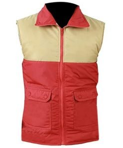Will Byers Stranger Things Red Vest