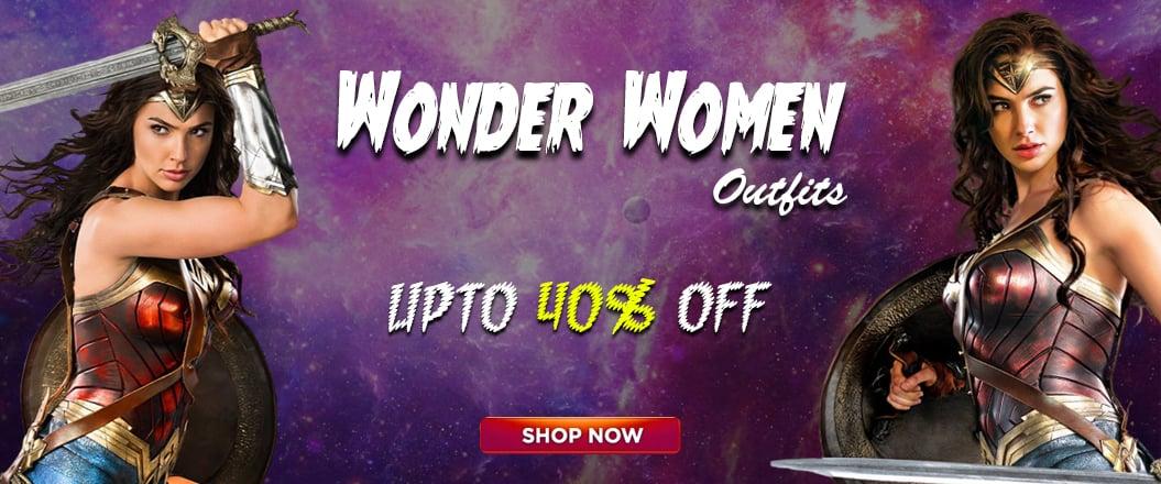 Wonder Women Outfits