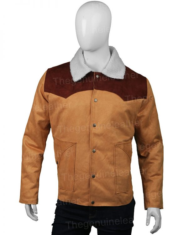 Yellowstone S03 Kevin Costner Leather Jacket